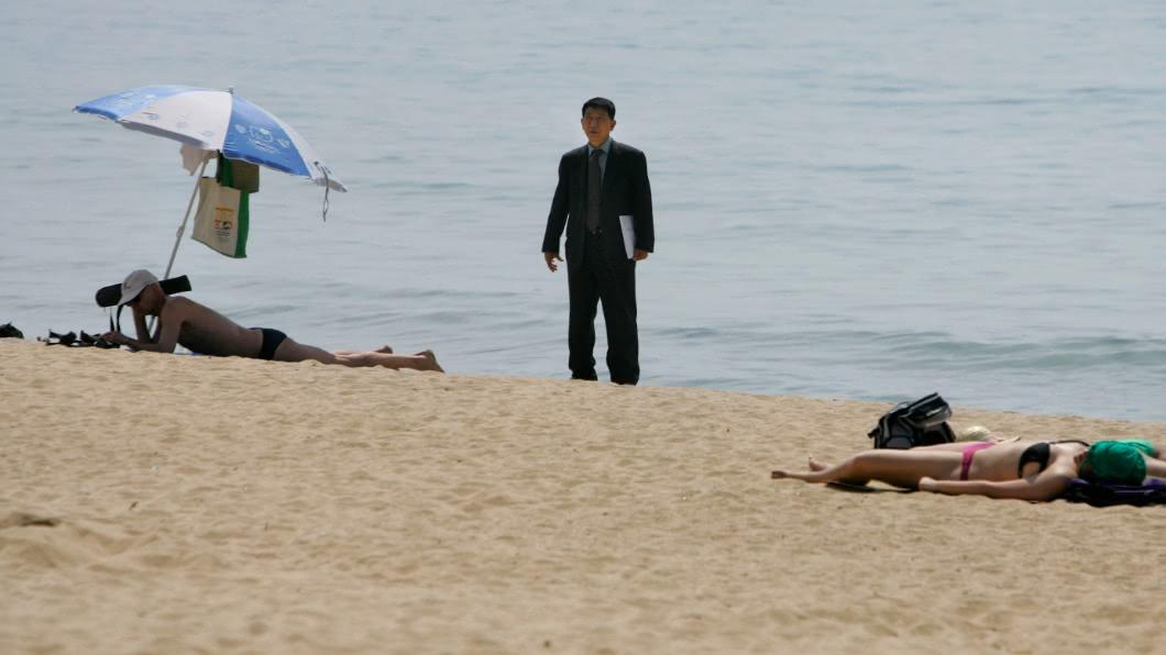 圖/達志影像美聯社 最「冷」的暑假!南韓唯獨瓶裝水.大賣