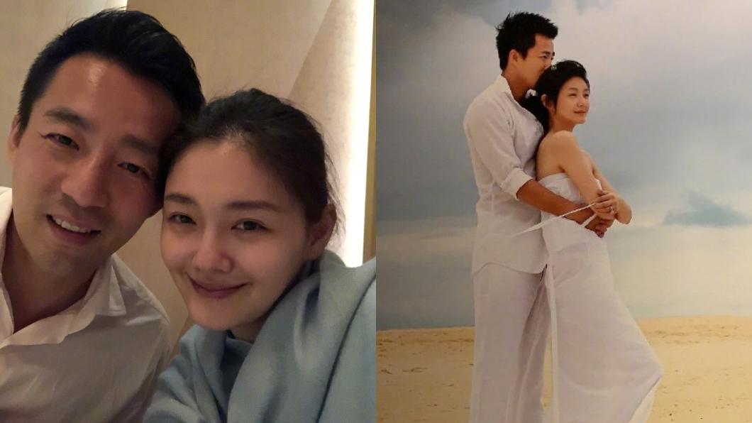 汪小菲和大S結婚10年。(圖/翻攝自微博) 深夜憶10年婚?汪小菲喊「完美和完整不是一回事」秒刪