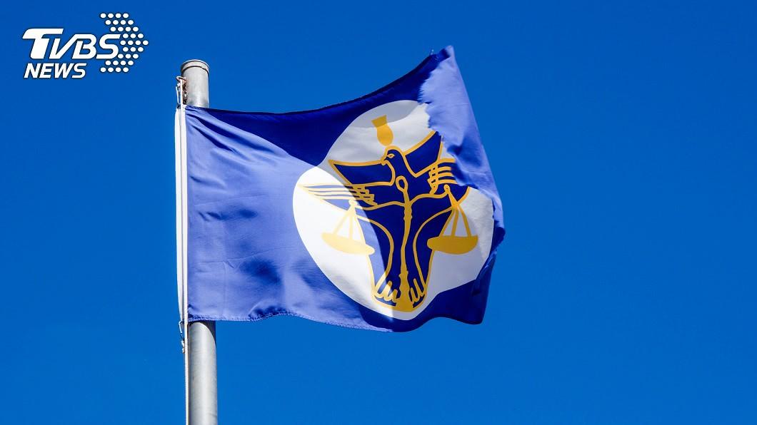 赫特河公國國旗。(圖/shutterstock達志影像) 全球首個「因疫亡國」!南半球小國賣地還債宣布解散