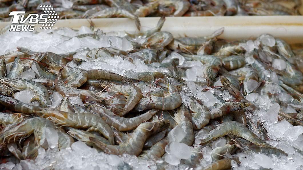 (示意圖/shutterstock 達志影像) 大陸西安進口冷凍蝦包裝驗出新冠病毒 已流入市面