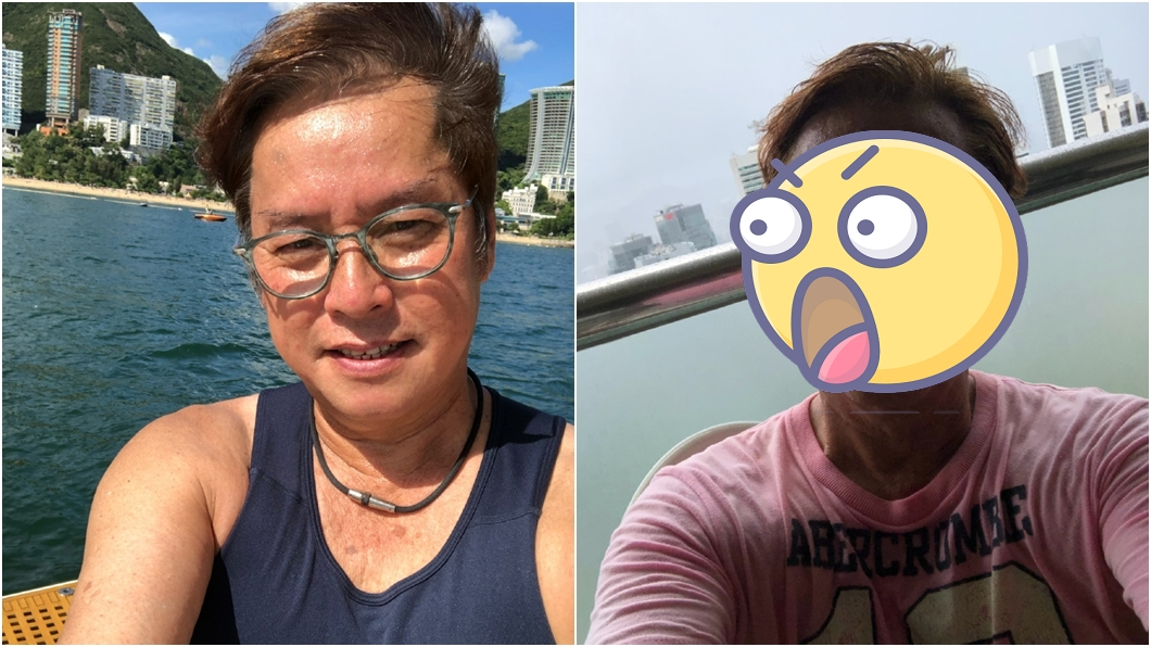 (圖/翻攝自譚詠麟微博) 69歲譚詠麟「臉全凹陷」暴瘦照曝光 網全傻了:好擔心
