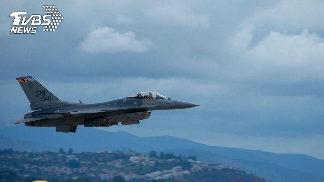 (示意圖/shutterstock 達志影像) 對美採購66架F-16V戰機 預估2023年首批交貨