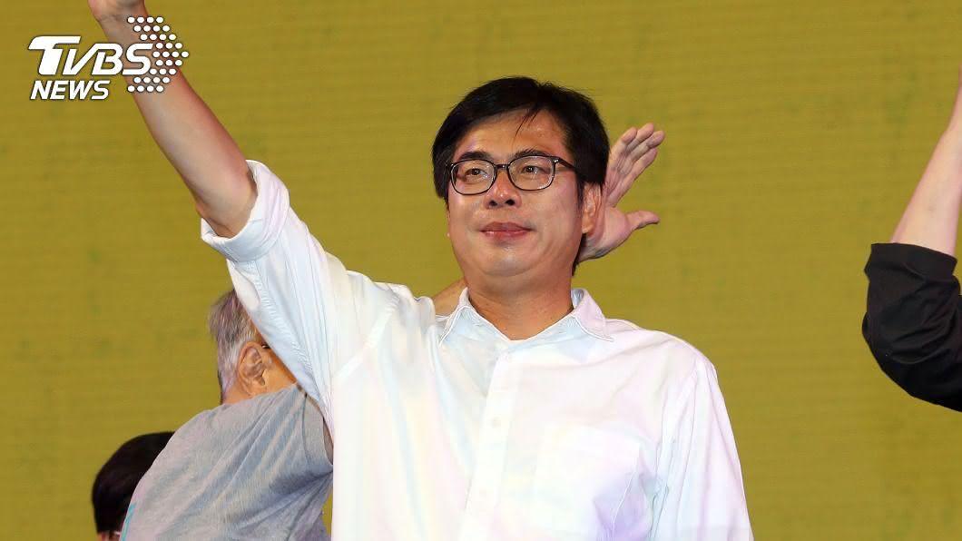 高雄市長當選人陳其邁。(圖/中央社) 24日就職上任 陳其邁:盼小內閣人事全數到位上工