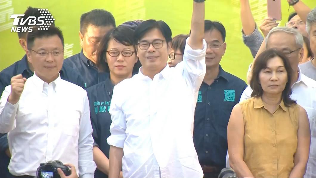 (圖/TVBS資料畫面) 網超前部署發動「割麥」罷免 陳其邁回應了