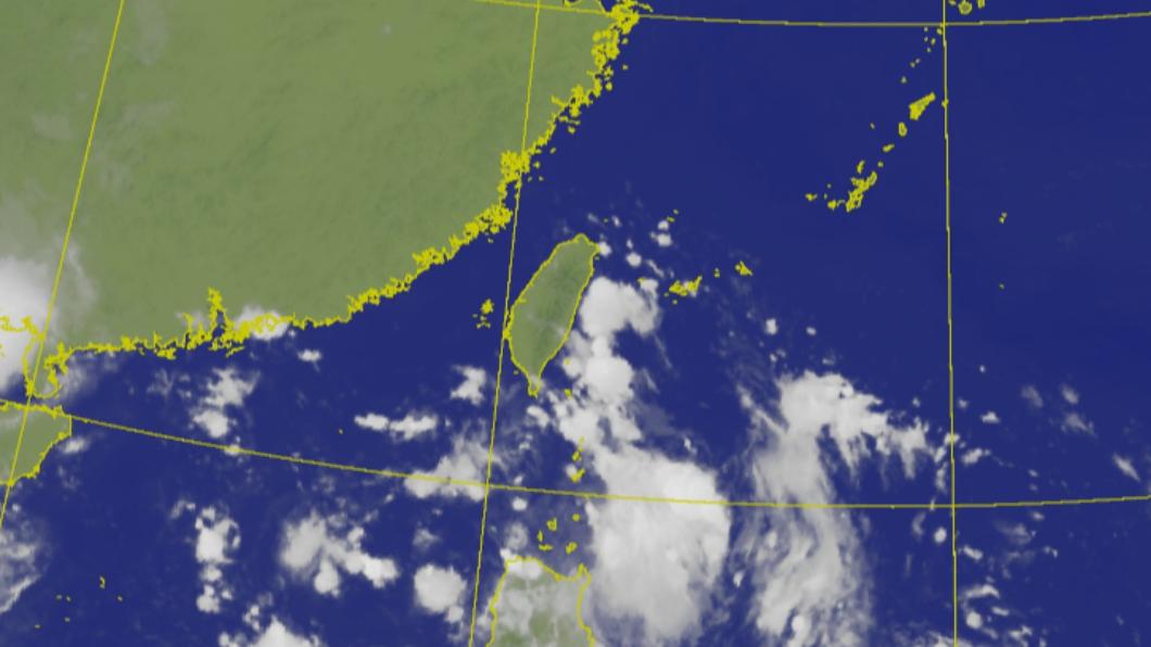 颱風「無花果」可能生成!午後雷雨彈恐炸一整週
