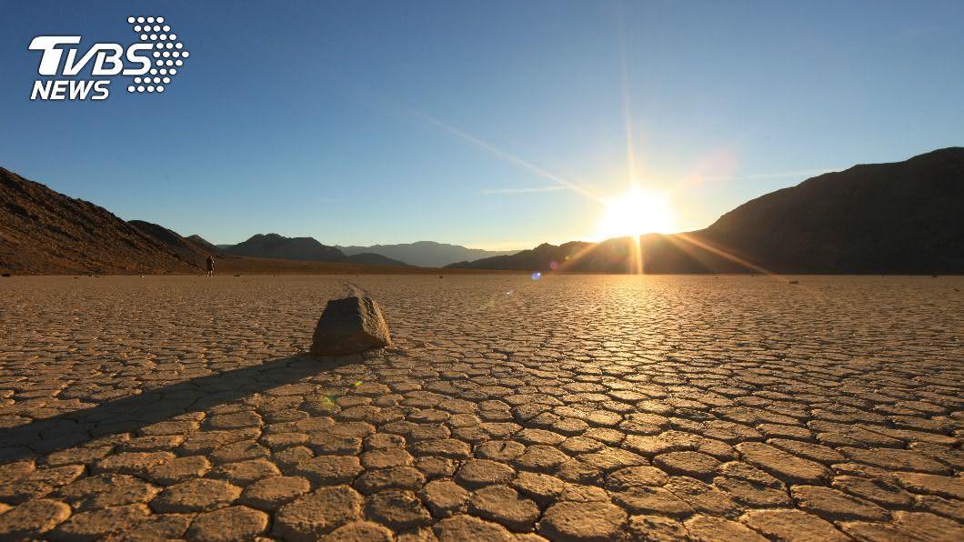 死亡谷。(示意圖/shutterstock達志影像) 地球100年來最高溫!美死亡谷「54.4度」熱爆