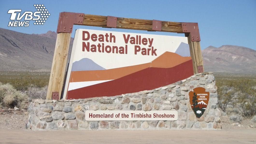 示意圖/TVBS 百年來地表最熱! 加州死亡谷高溫54.4度