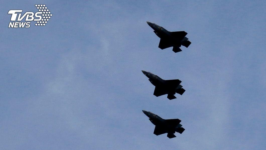 (圖/達志影像美聯社) 牽制共軍!美日東海今年最大規模軍演 出動39架軍機