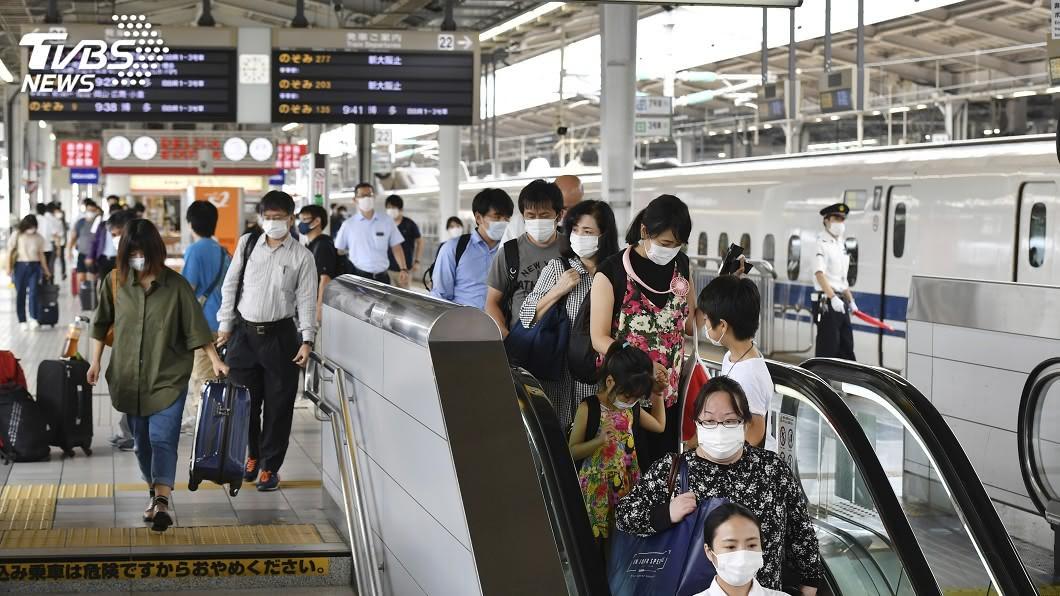 (圖/達志影像美聯社) 日本添1072例武漢肺炎確診 大阪新病例超越東京