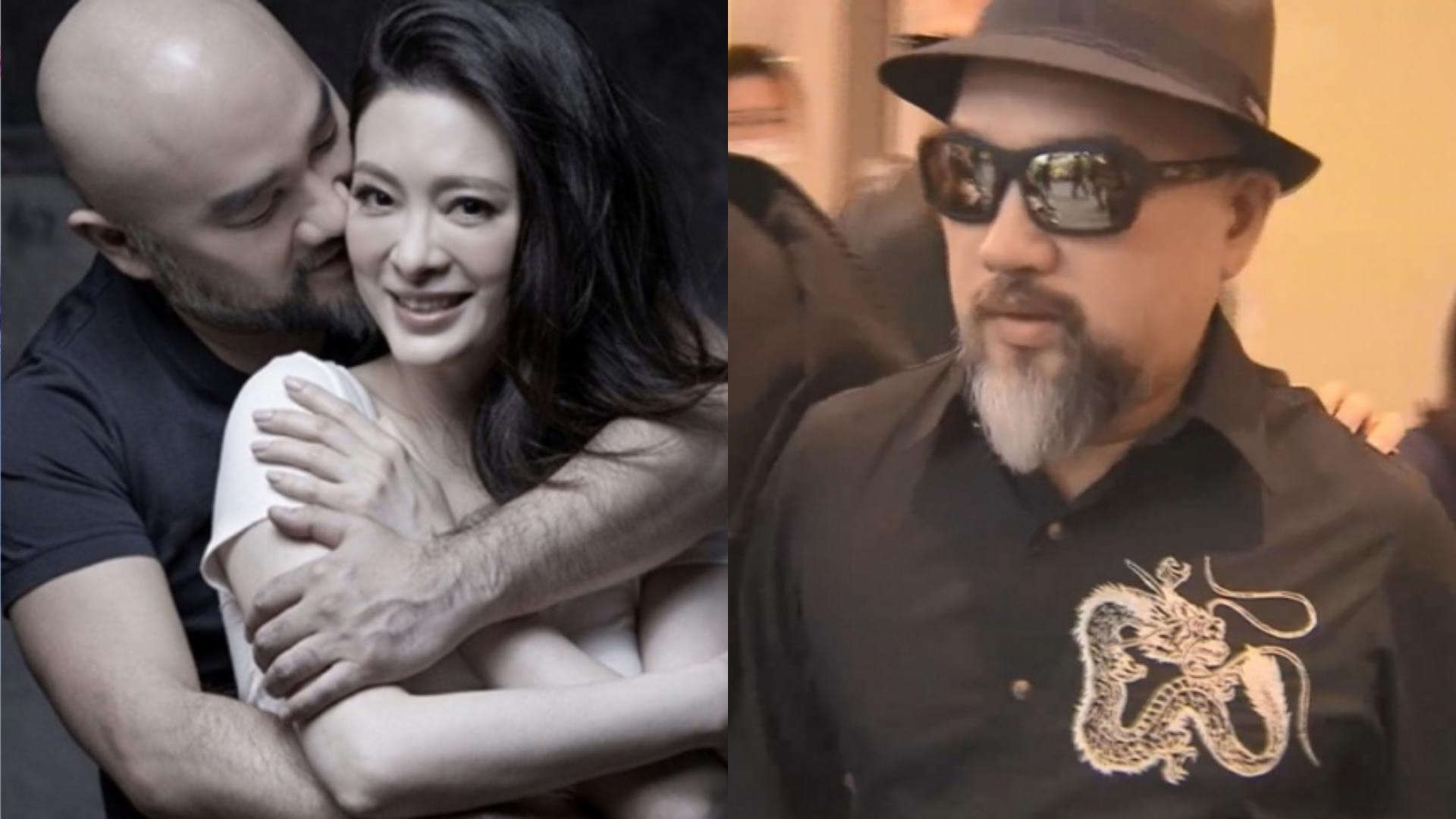 (圖/翻攝自臉書、TVBS資料畫面) 護亡妻槓上前老闆 辛龍再發聲明加控「妨害名譽」
