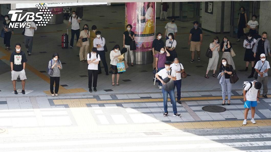 (圖/達志影像美聯社) 日本新增1186例武漢肺炎確診 累計超過6萬例