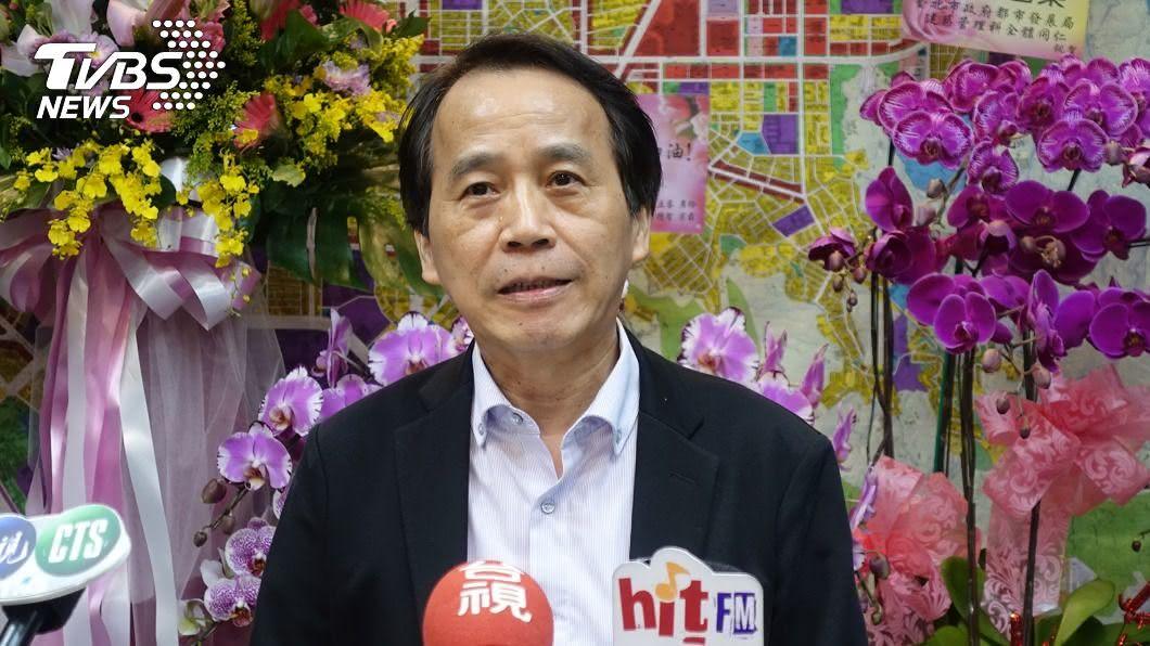 林欽榮將任高雄市副市長。(圖/中央社) 林欽榮入高雄小內閣 柯文哲指按專長決定人選