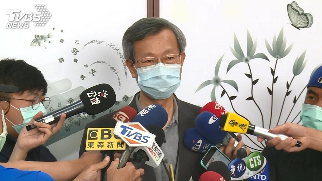 彰化縣衛生局長葉彥伯。(圖/TVBS) 「彰化比中央多做點讓大家放心」 葉彥伯:重來還是會做