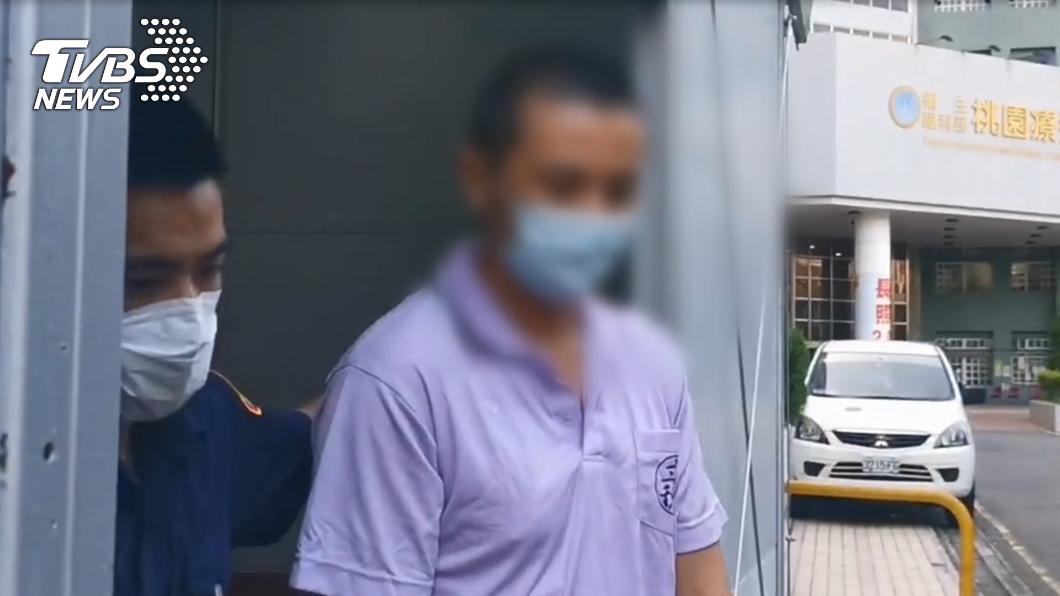 梁男被判無罪引發各界嘩然(。圖/TVBS) 行凶時「毒品藥效最強」無罪!3姊求情卻換鎖不願弟回家