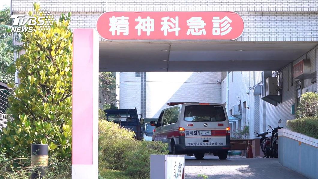 將設置司法精神醫院。(圖/TVBS) 司法精神醫院有預定地點 政院:很快會興建