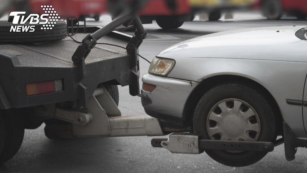 (示意圖/shutterstock達志影像) 臨停5分鐘車不見!民怨「只是放行李」:那麼缺錢?
