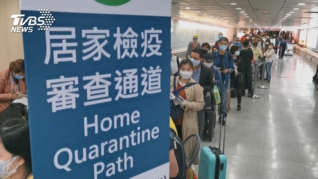 台灣是否實施入境普篩,在國內掀起正反論戰。(圖/TVBS資料畫面) 曝比吵普篩更重要的事 專家警告:台灣備戰只剩30天