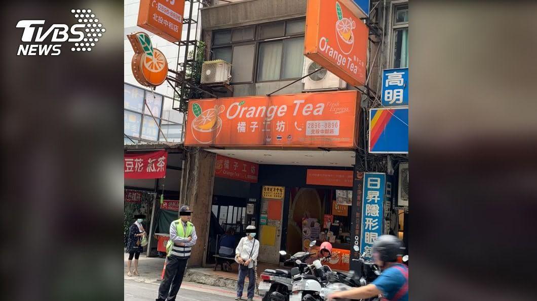 橘子工坊、幸福堂今驗出部分飲品大腸桿菌群超標。(圖/台北市衛生局提供) 橘子工坊、幸福堂飲品大腸桿菌群超標 挨罰3萬元