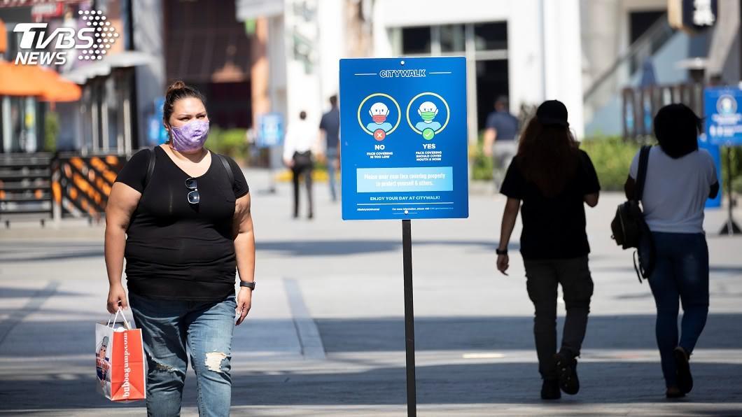 (圖/達志影像路透社) 疫情現走緩趨勢 WHO:美洲地區最顯著