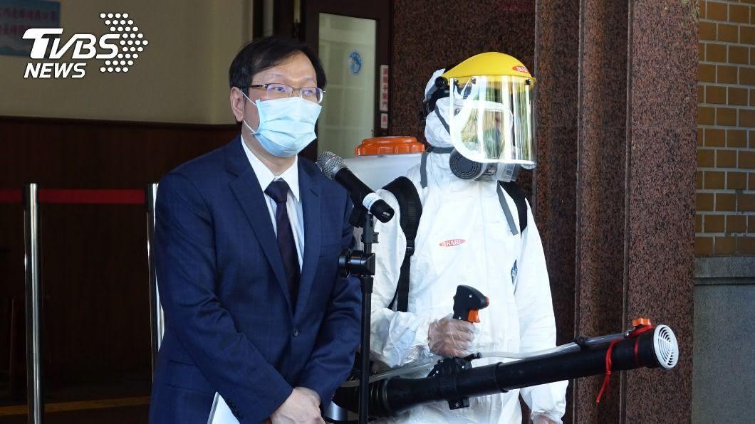 (圖/中央社) 捷克參院議長將率團訪台 莊人祥:防疫規格沒放鬆