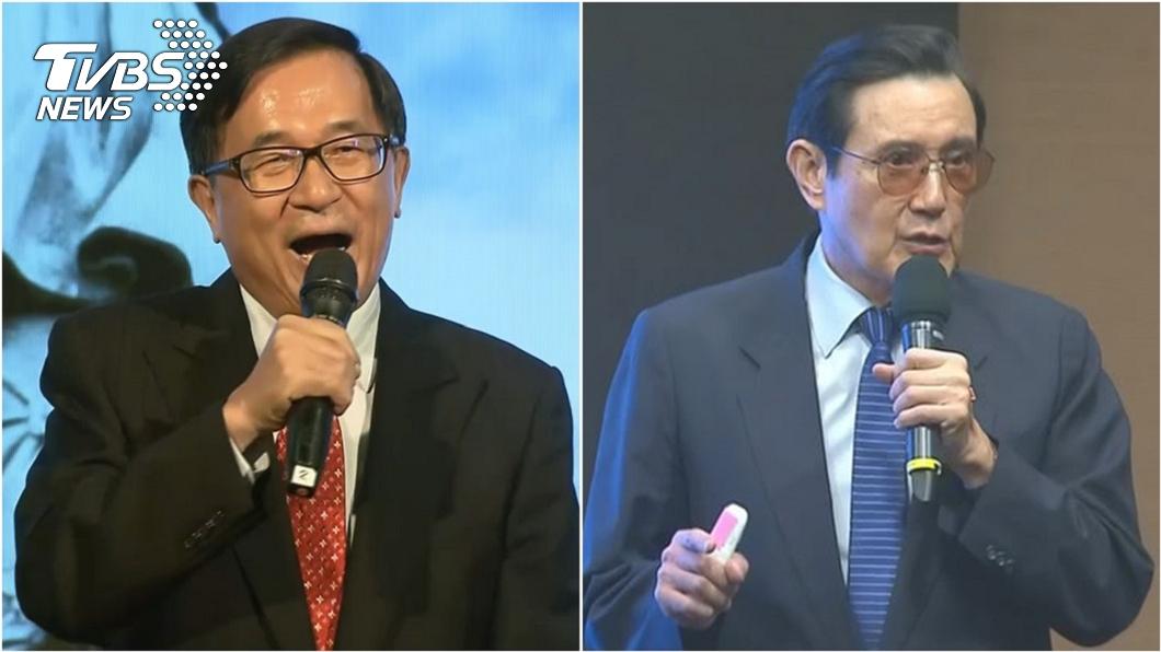 (圖/TVBS資料畫面) 嗆馬英九走鐘 阿扁驚爆「他想選2024總統」內幕