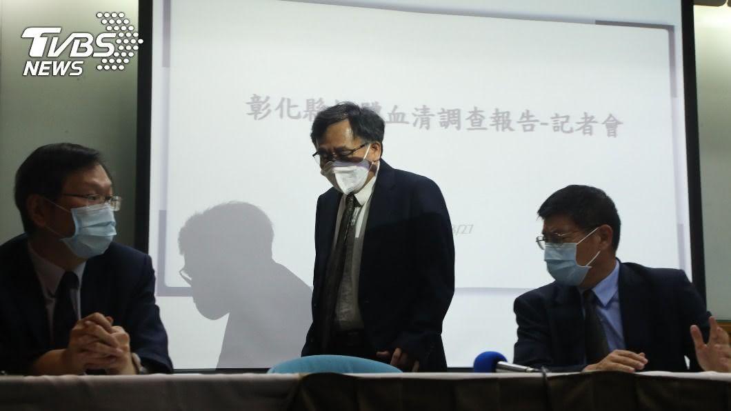 (圖/中央社) 彰化武漢肺炎抗體研究 同儕審查4人回覆給肯定