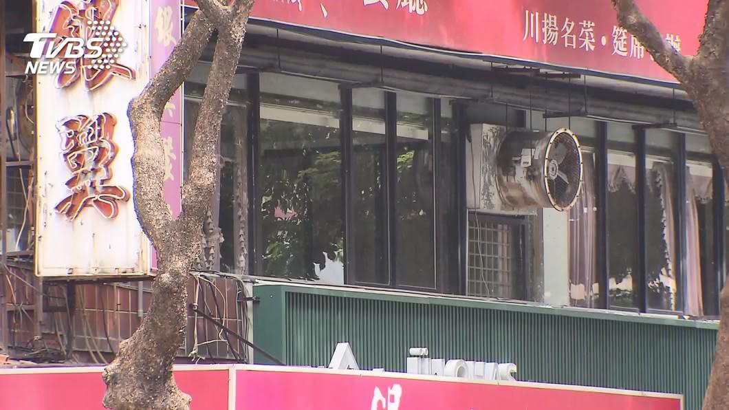 (圖/TVBS) 北市府:修正違規場所裁罰程序 防業者以拖待變