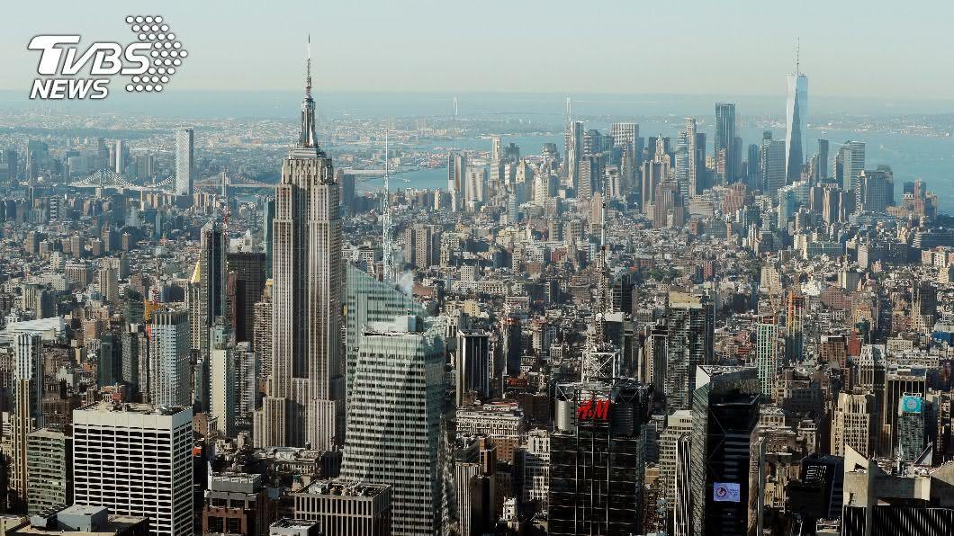 圖/路透社 全球最高住宅樓! 紐約豪奢公寓出售「億萬美景」