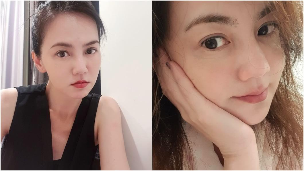 (圖/翻攝自簡沛恩臉書) 公車上慘見男友偷吃一幕 本土劇女星爆哭:該怎麼活