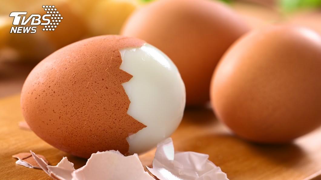 許多人減肥餐裡都會有水煮蛋。(示意圖/shutterstock達志影像) 減肥族群注意!攝取過量蛋白質 身體恐出現2大警訊