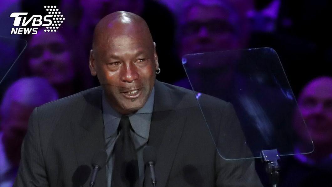 經「籃球之神」麥克.喬丹居中協調,美國職籃NBA決定打完今年季後賽。(圖/達志影像路透社) 「籃球之神」喬丹居中協調 NBA球員決定打完季後賽