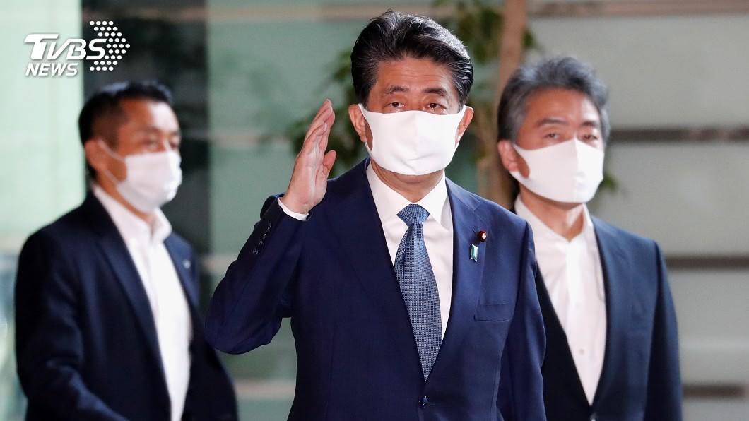 圖/路透社 潰瘍性大腸炎復發! 日相安倍閃電請辭