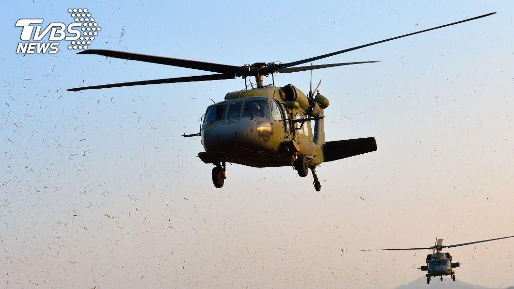 (示意圖/shutterstock達志影像) 美軍黑鷹直升機訓練墜毀! 釀2死3傷