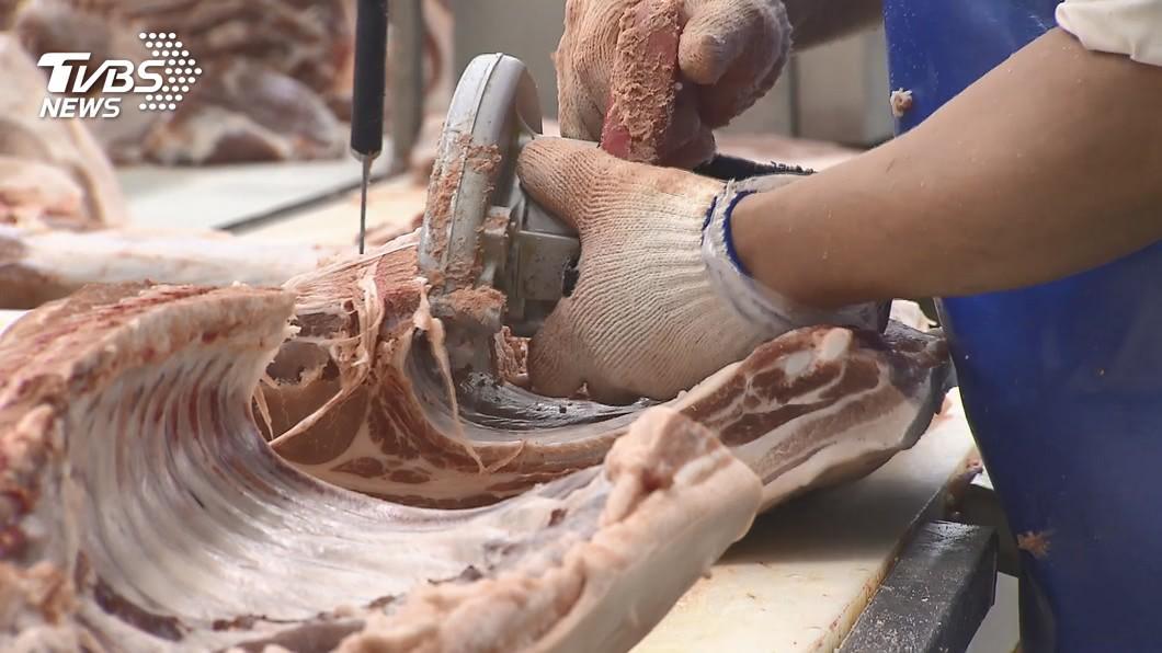 (圖/TVBS) 高市議會開議 國民黨把關預算擬萊豬零檢出