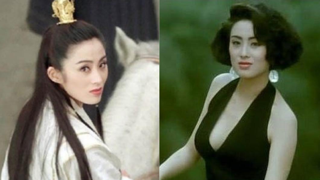 張敏曾參演過多部電影,「綺夢」一角更是經典。(圖/翻攝自微博) 「綺夢」張敏52歲近況曝!光滑嫩臉凍齡25年