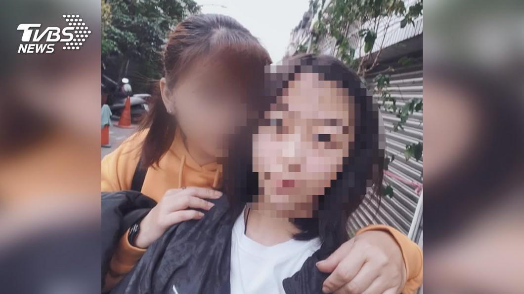 少女離奇消失。(圖/TVBS) 失聯2天!警方新北捕獲男嫌犯 高雄少女卻消失