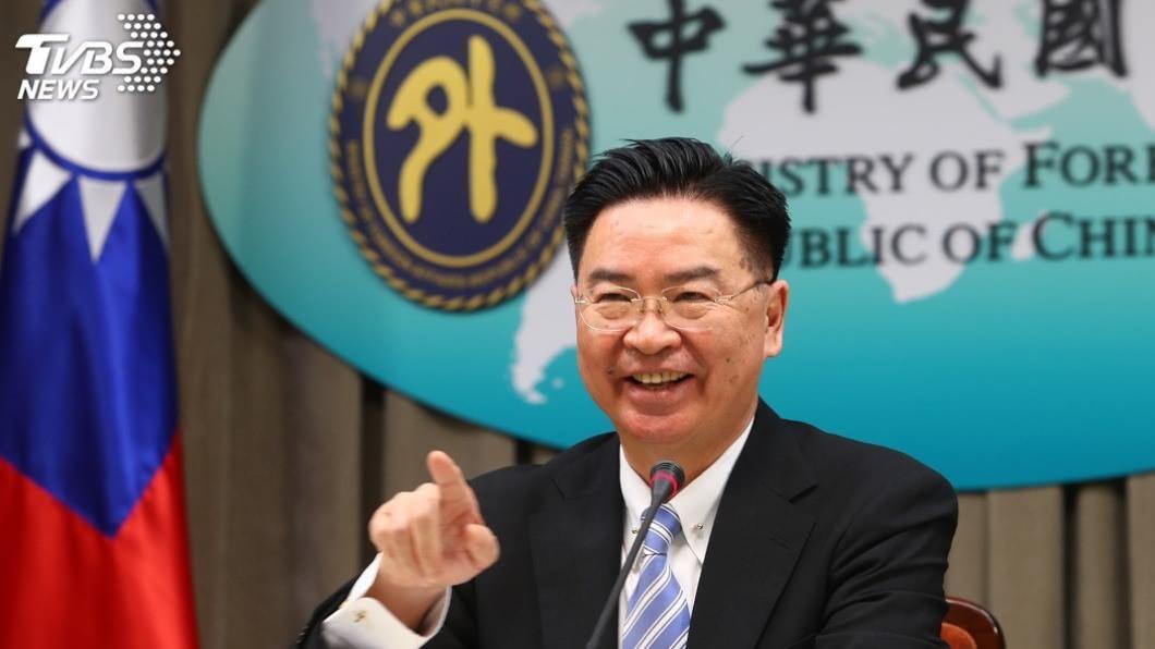 外交部長吳釗燮。(圖/中央社) 台美洽簽雙邊貿易協定 吳釗燮:現在正是絕佳時機