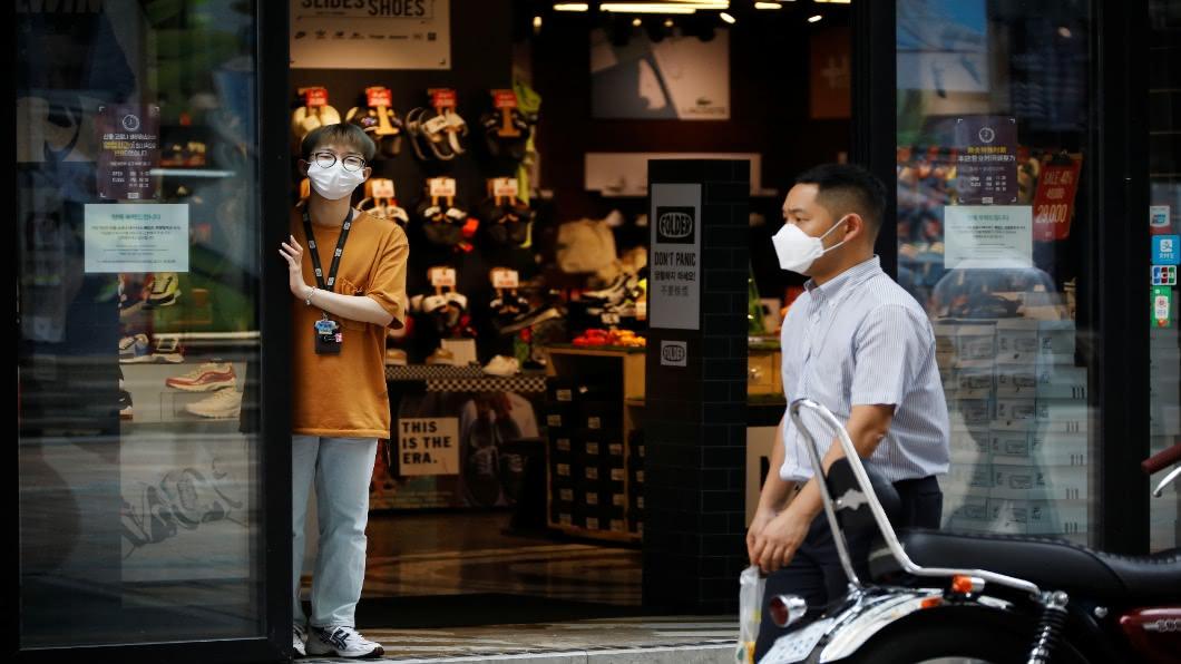 圖/達志影像路透 背水一戰!南韓首都圈啟動「2.5級防疫」