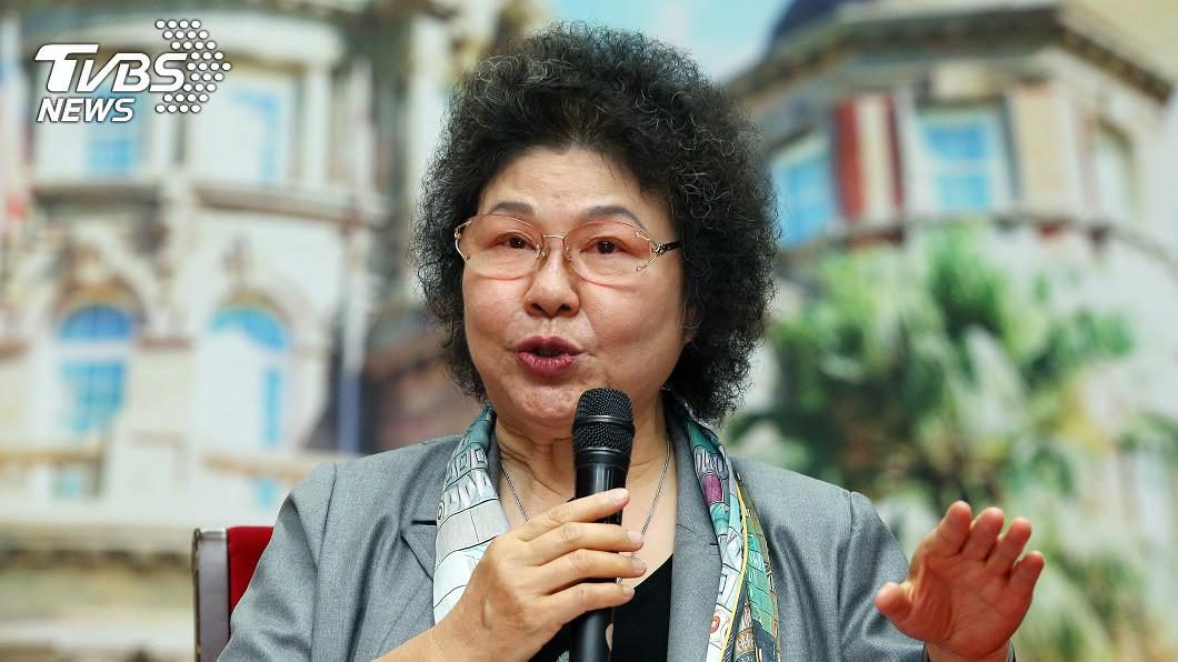 曾任高雄市長的陳菊回憶,對監察院是既熟悉又陌生。(圖/中央社) 任高市長11年被糾正30次 陳菊:雙北比我高很多