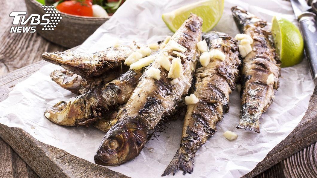 示意圖/TVBS 日本梅雨季後限定 「入梅沙丁魚」脂多味美