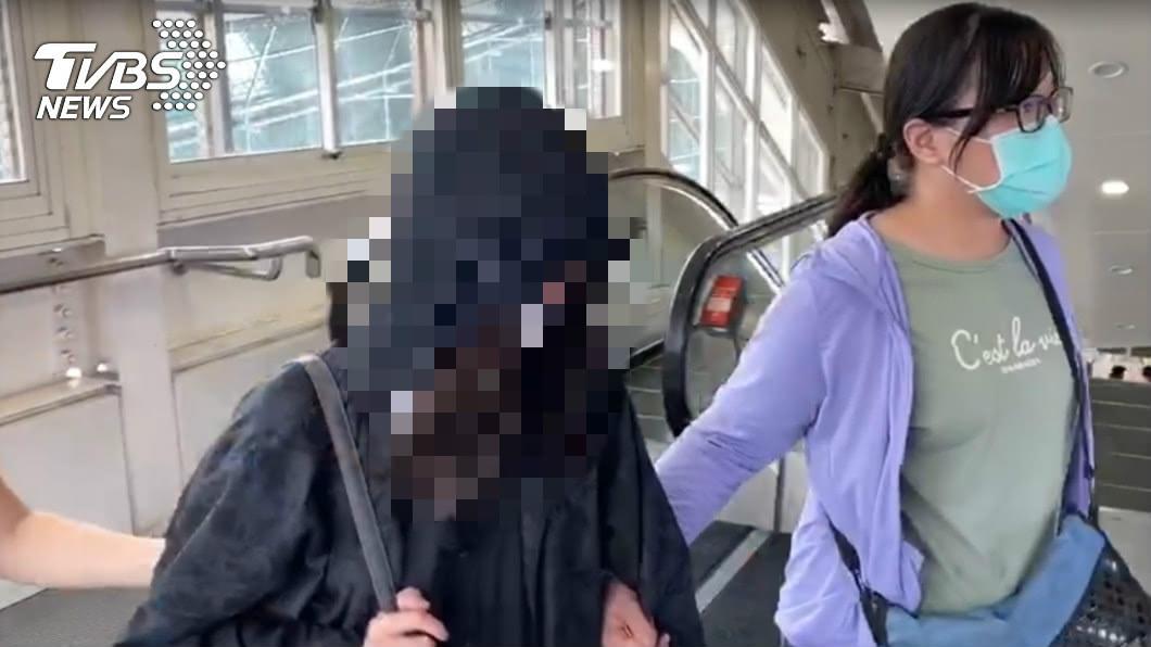 圖/TVBS 高雄少女遭擄失聯!破案關鍵人是她 1舉動助警快速找人