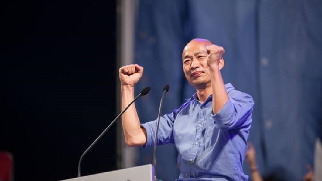 (圖/翻攝自韓國瑜臉書) 陳其邁上任後…高雄人認了「後悔罷韓」:被民進黨給洗腦