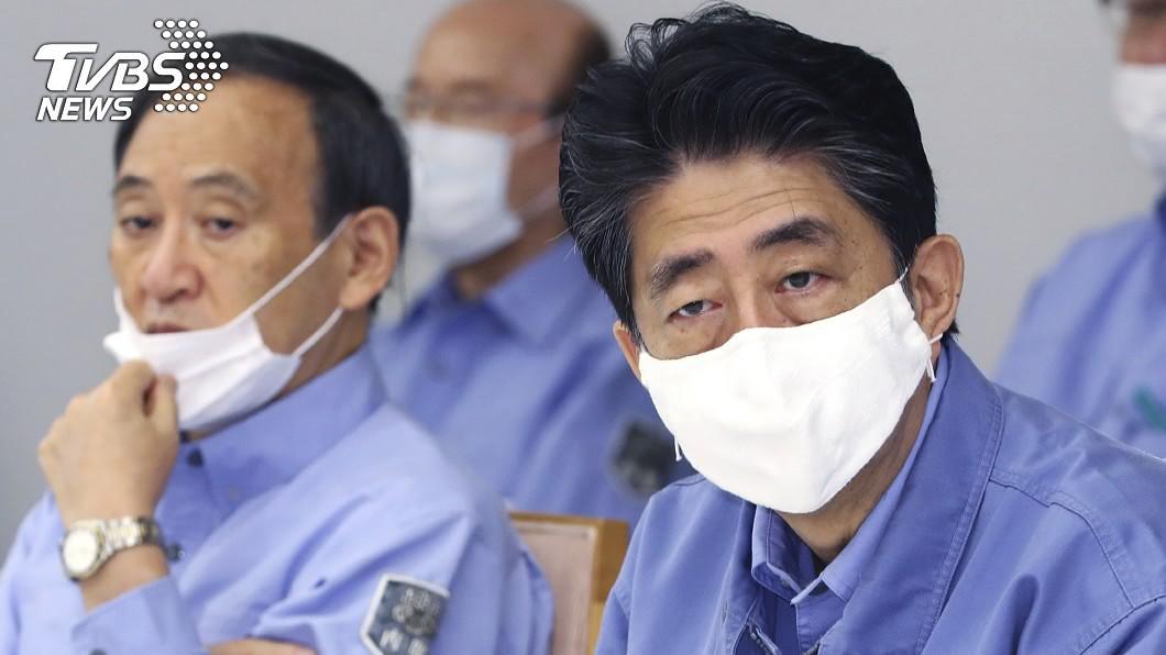 日本首相安倍晉三表明辭意後,兩大在野黨將合組新政黨,寄望政黨輪替。(圖/達志影像美聯社) 安倍請辭首相 日本在野勢力加速籌組新政黨