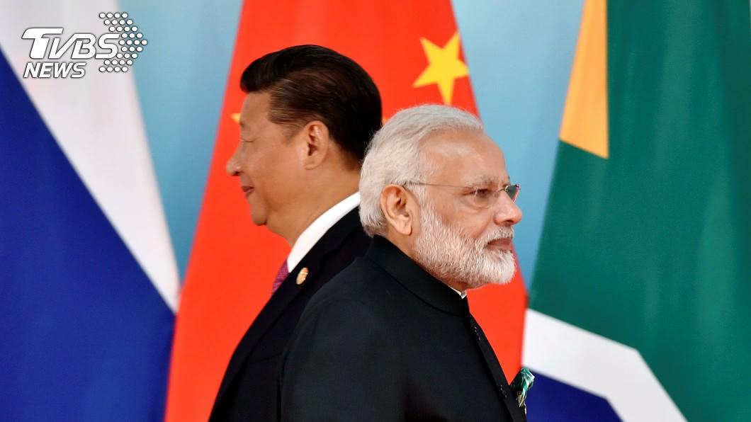 中國外交部指控印軍破壞雙方共識。(圖/達志影像路透社) 中印逼界再爆衝突 陸控印軍「破壞共識、越界挑釁」