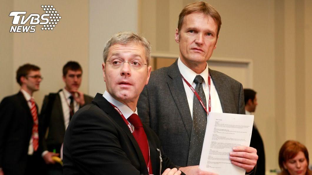 德國國會外交委員會主席洛特根呼籲歐洲立場應一致。(圖/達志影像路透社) 陸要捷克訪台付出沉痛代價 歐盟:不能用威脅