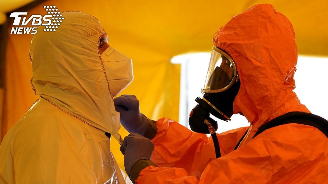 歐洲新冠肺炎確診數已突破400萬。(圖/達志影像路透社) 歐洲新冠肺炎確診人數破400萬 不治逼近22萬人