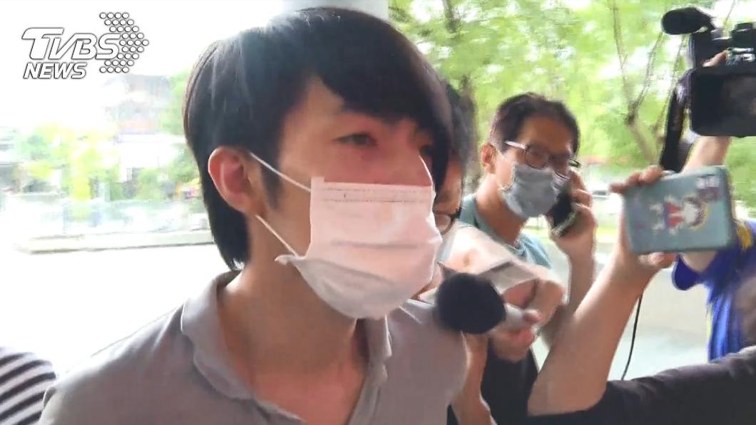 羅育祥涉嫌囚禁高雄少女遭警方逮捕。(圖/TVBS) 「保全李宗瑞」犯2性侵案注定坐牢 法院判10年定讞