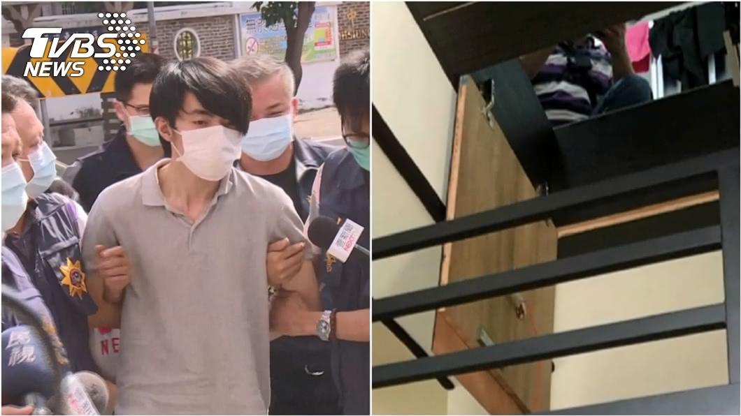 (圖/TVBS資料畫面) 囚禁14歲少女 羅育祥密謀「蓋密室」驚人原因曝光