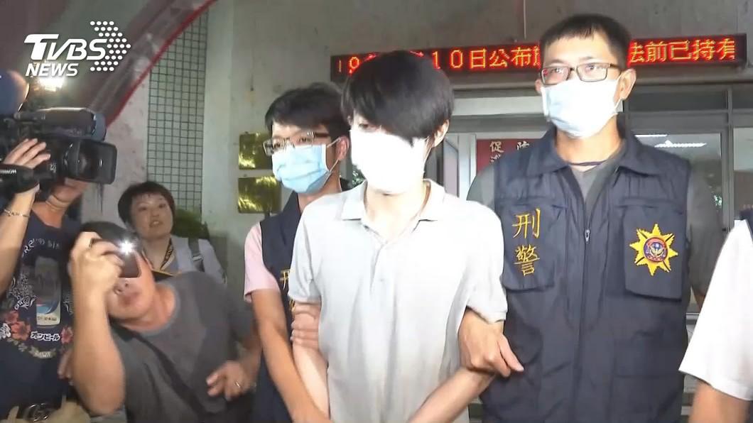 羅育祥囚禁少女長達66小時。(圖/TVBS資料畫面) 少女遭囚66hrs!羅育祥19歲嫩妻供出「關鍵筆電」