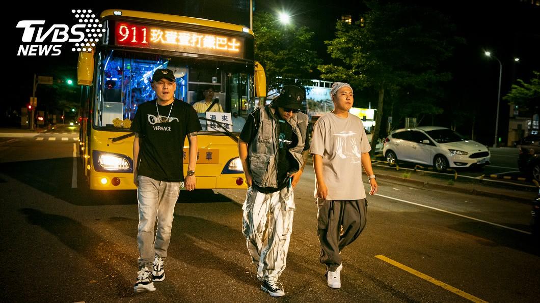玖壹壹7月才發行最新台語饒舌單曲。(圖/混血兒娛樂提供) 驚!無預警突PO告別文 玖壹壹成員「將消失」引憂心